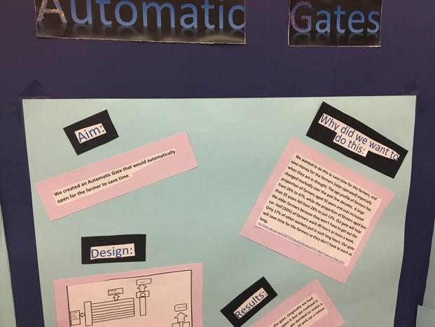 automatic gates 1