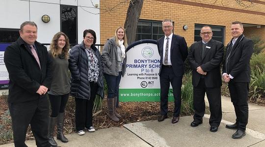 Bonython Primary School, ACT
