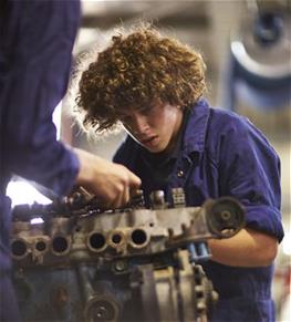 boy mechanic