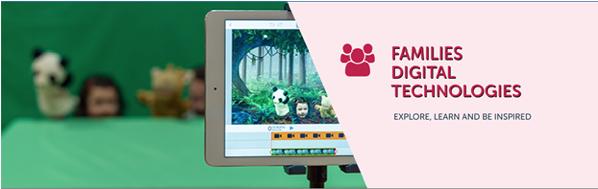 Families digital technologies
