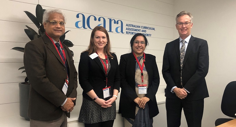 Indian delegation