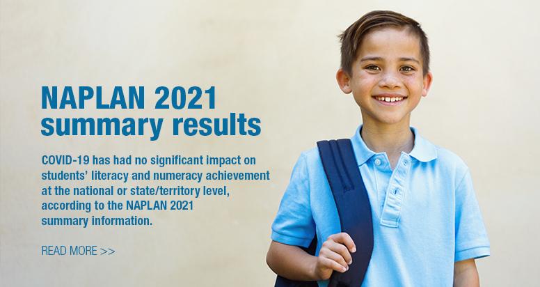 NAPLAN 2021 summary results