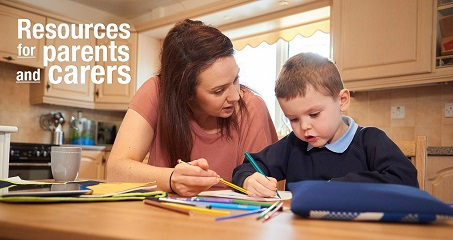 Resources for parents and carers